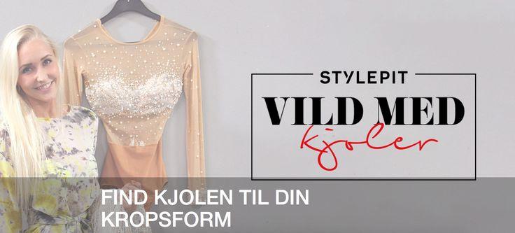 Vil du gerne finde kjolen som passer til din kropsform? Og vide hvordan kjolerne i Vild Med Dans bliver til? Så tjek vores blog!♥️