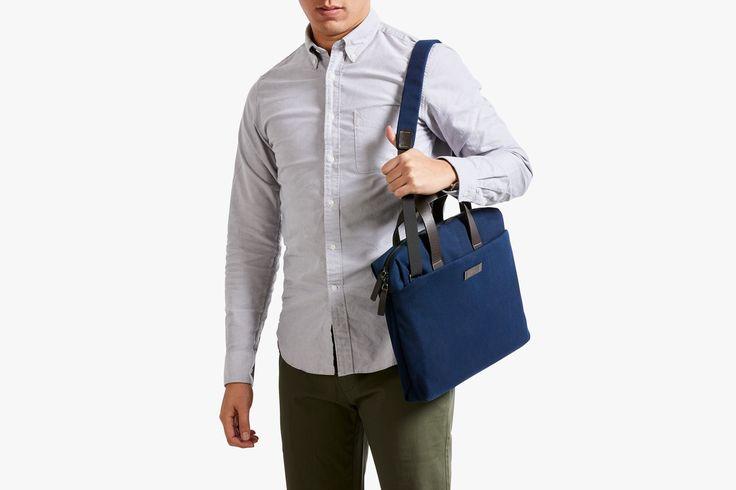 Slim Work Bag - Navy - Bellroy