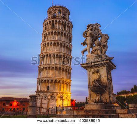 Kostenloses Bild auf Pixabay - Pisa, Turm, Schiefer Turm, Italien
