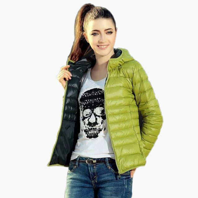 New 2016 Chaquetas Mujer New Fashion Women Jackets Hooded Candy Color Casaco Feminino Black/Red/Blue/Coffe/Light Green S-XL #other #basic-jackets #women_clothing #stylish_basic-jackets #style #fashion