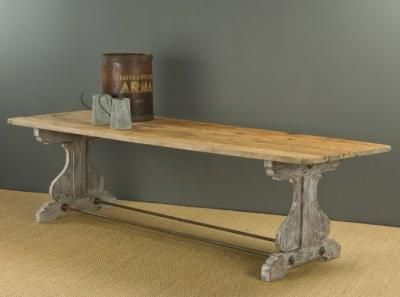 Reclaimed Wood Dining Table on Bobo Intriguing Objects Dining Table