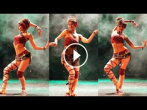 Excellent Control over the whole body Dance by kremushka - YouTube