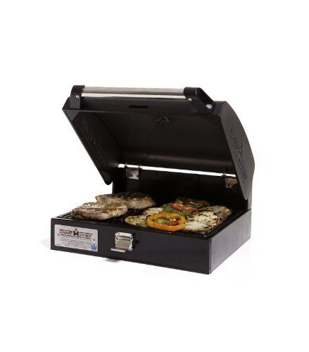 Camp Chef BB30L Professional BBQ 1-Burner Stove Grill Box ** LEARN MORE @ http://www.buyoutdoorgadgets.com/camp-chef-bb30l-professional-bbq-1-burner-stove-grill-box/?a=3140