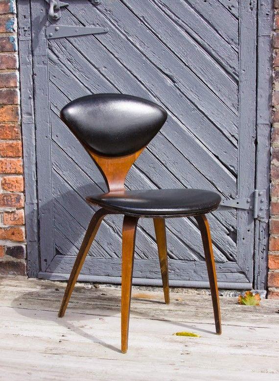 Mid-century plycraft chair. #bekmode