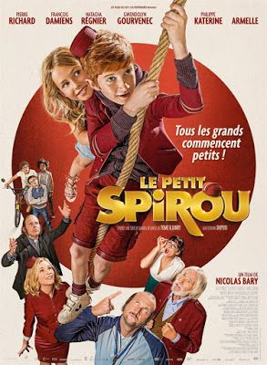 Le Petit Spirou streaming VF film complet (HD) - Koomstream - film streaming