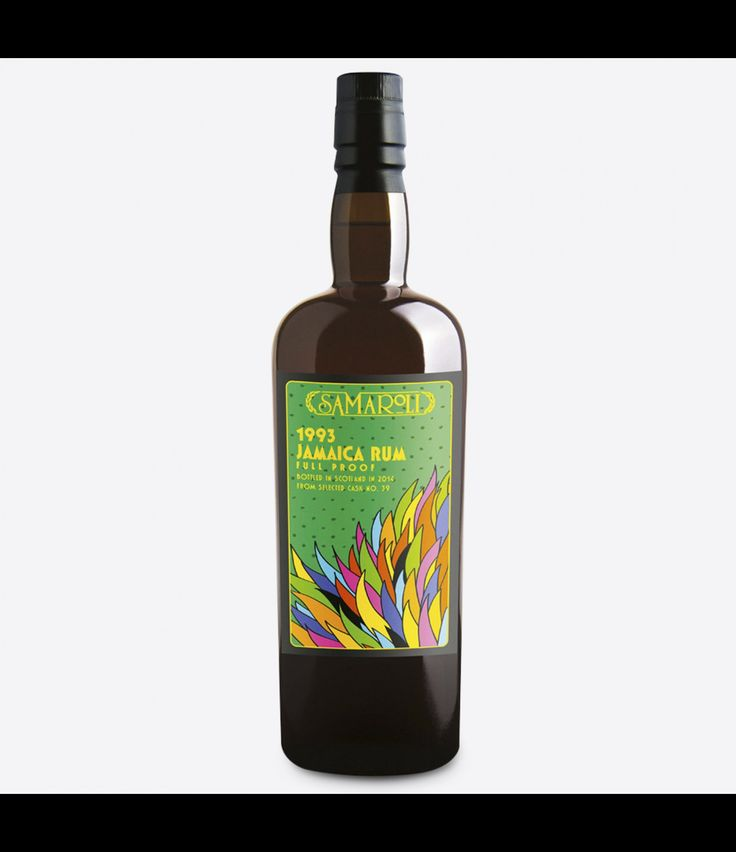Samaroli - 1993 Samaroli Jamaica Rum Full Proof - Spirits - Collection | L-Originale