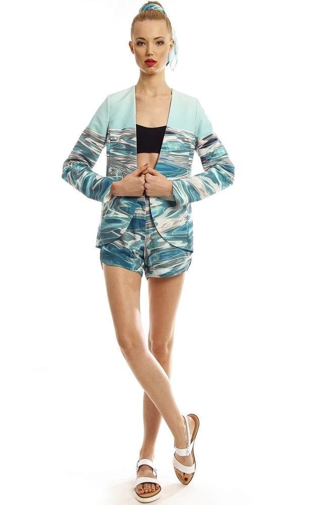 Crystal Sea Jacket