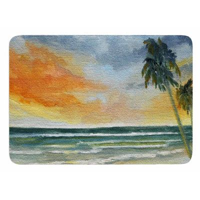 East Urban Home End of Day by Rosie Brown Bath Mat