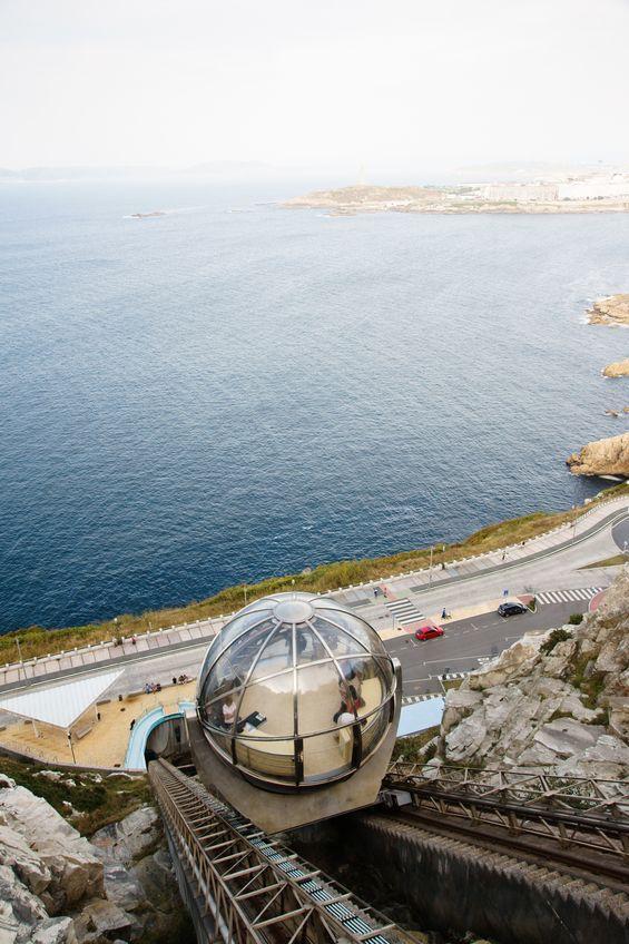 Monte del San Pedro, unas vistas únicas desde A Coruña.