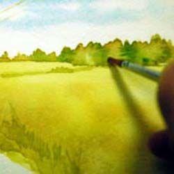 水彩画・風景の描き方