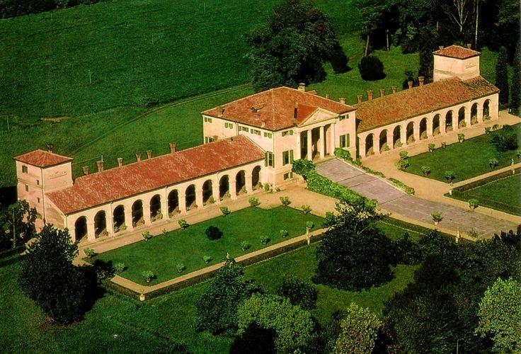 Tema 4. Palladio. Villa Emo - Buscar con Google
