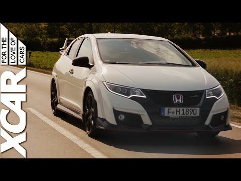 Civic Type R 2015 Vtec Turbo Unleashed - YouTube