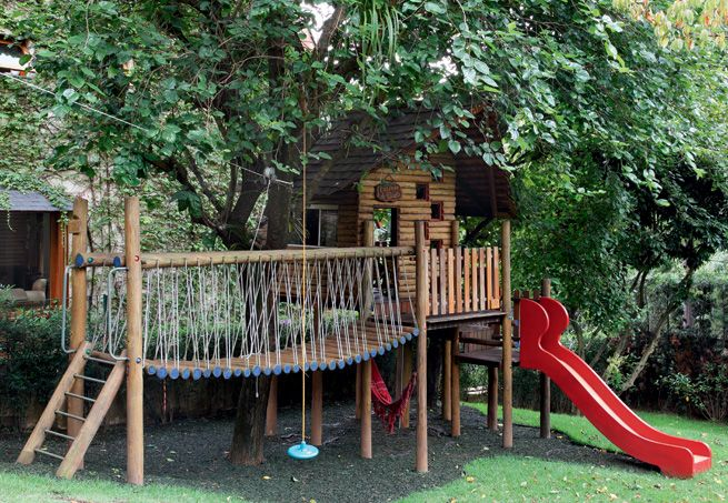 Simples Aprender: Casa na Árvore