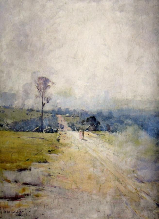 Arthur Ernest Streeton