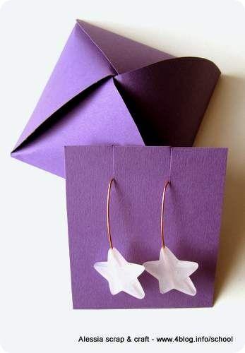 Scatolina fai da te per bijoux e piccoli oggetti