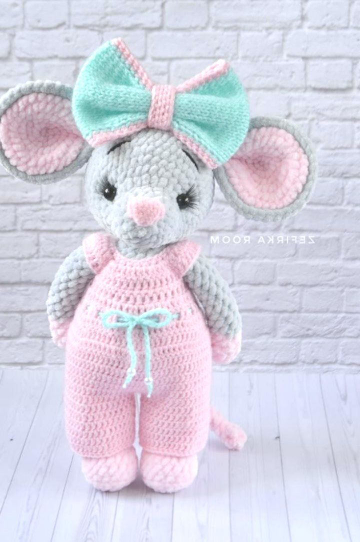 Free Cute Amigurumi Patterns- 25 Amazing Crochet Ideas For