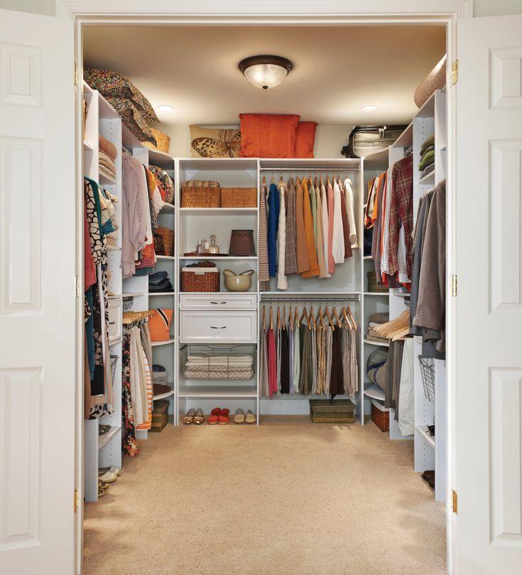25+ Best Ideas About Master Closet Layout On Pinterest