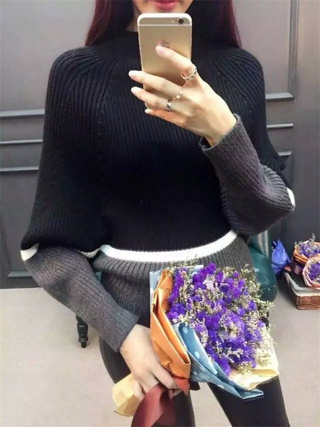 awesome 2015 New High Fashion Pullover Sweater Luxury Brand Desigual Winter Women Sweaters and Pullovers
