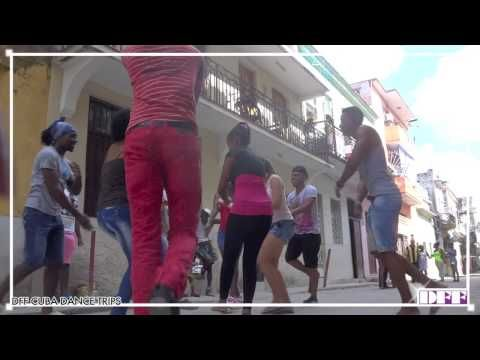 ▶ DFF Rueda de Casino International Multi Flashmob 2014 - La Habana, Cuba - YouTube