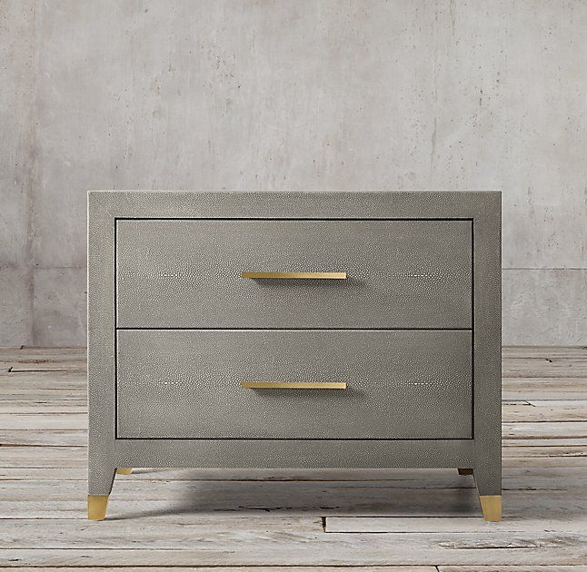 Best 25 narrow nightstand ideas on pinterest small for Restoration hardware bedside tables