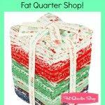Fabric Giveaway – Fat Quarter Shop