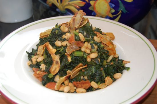 So good for you.  Would pick your favorite sausage and small kale for a meal in a bowl.  It is even low cholesterol , low sugar, and low salt depending on canned soup you by.  You can pick you favorite beans, too!