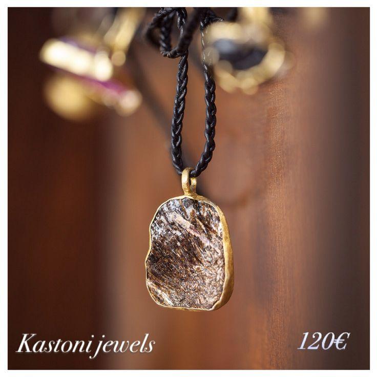 #kastonijewels #pendant #handmade #gemstone #silver #astrofyllite #Greece