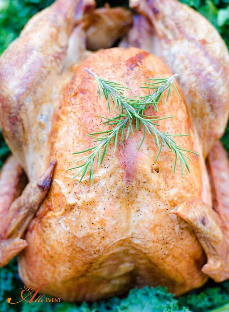 Mom's Deep Fried Turkey Rub Recipe Deep fried turkey