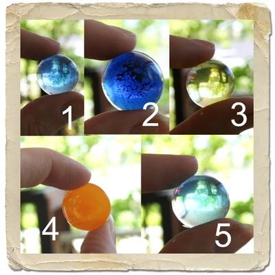 different colorants for resin