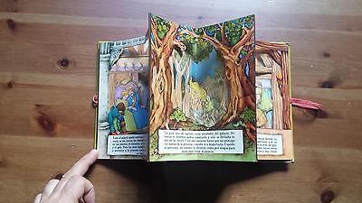 Libro Animado Pop-UP La Bella Durmiente, Collección Panorama Editorial Norma