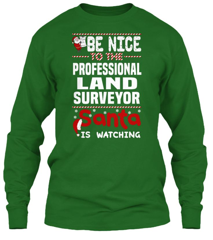Be Nice To The Professional Land Surveyor Santa Is Watching.   Ugly Sweater  Professional Land Surveyor Xmas T-Shirts. If You Proud Your Job, This Shirt Makes A Great Gift For You And Your Family On Christmas.  Ugly Sweater  Professional Land Surveyor, Xmas  Professional Land Surveyor Shirts,  Professional Land Surveyor Xmas T Shirts,  Professional Land Surveyor Job Shirts,  Professional Land Surveyor Tees,  Professional Land Surveyor Hoodies,  Professional Land Surveyor Ugly Sweaters…