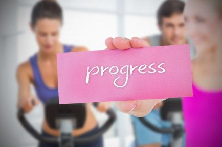 Keep a check on your health  Stay motivated using a fitness report card. Make a note of different activities like Cardio, Muscle Conditioning, Flexibility and Attitude. Set goals and grade yourself at least four times a year. When you see how much you improve, you'll want to stay in great shape.