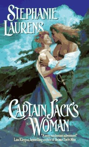 Captain Jack's Woman by Stephanie Laurens +++ (Book 1 of the Bastion Club Series)