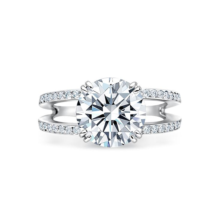 stephanie engagement ring fine rings band open gottlieb jewelry double img products