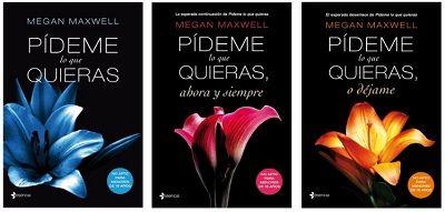 La trilogía más calentita de la literatura española actual, nada que envidiar a 50 Sombras de Grey