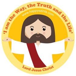 I am the Way, the Truth and the Life | Jesus bible crafts ...