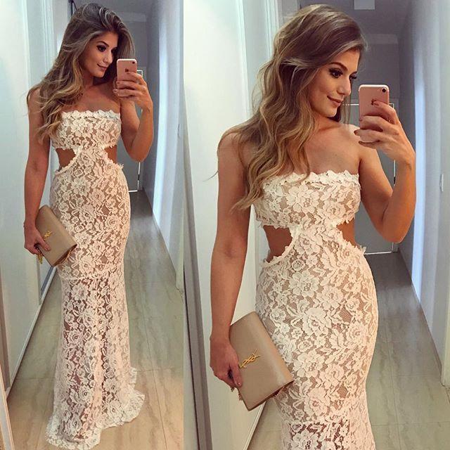 {To impress ✨} Vestido @rocklola_ Renda linda com recorte na cintura Disponível online: www.rocklola.com.br • #finaldeano #blogtrendalert
