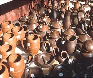 Pomaire Pottery