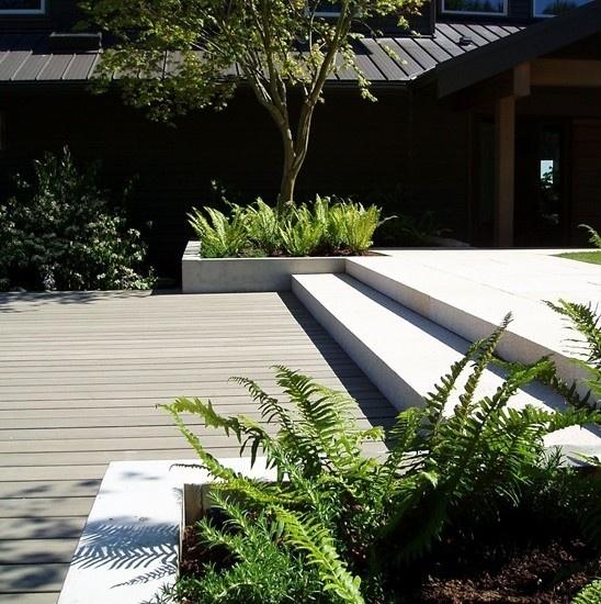 patio + deck