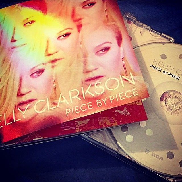 I just received Kelly Clarkson's new album Piece by Piece. I have been a fan of Kelly Clarkson since her American Idol days. ( Fell like I just aged myself a little :) ) I think Piece by Piece is o...
