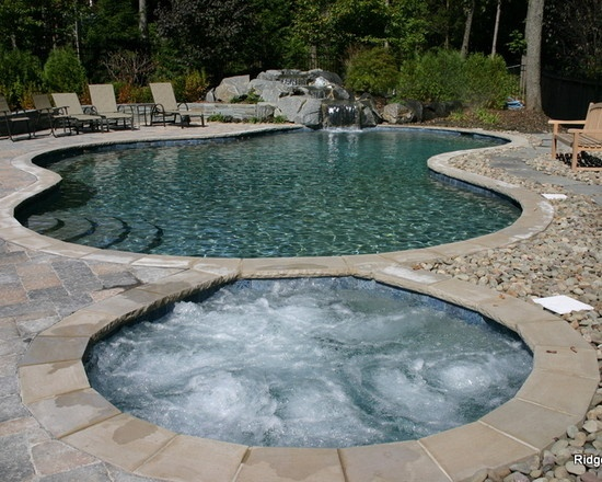 Pebble tech pool design pictures remodel decor and - Is there sales tax on swimming pools ...