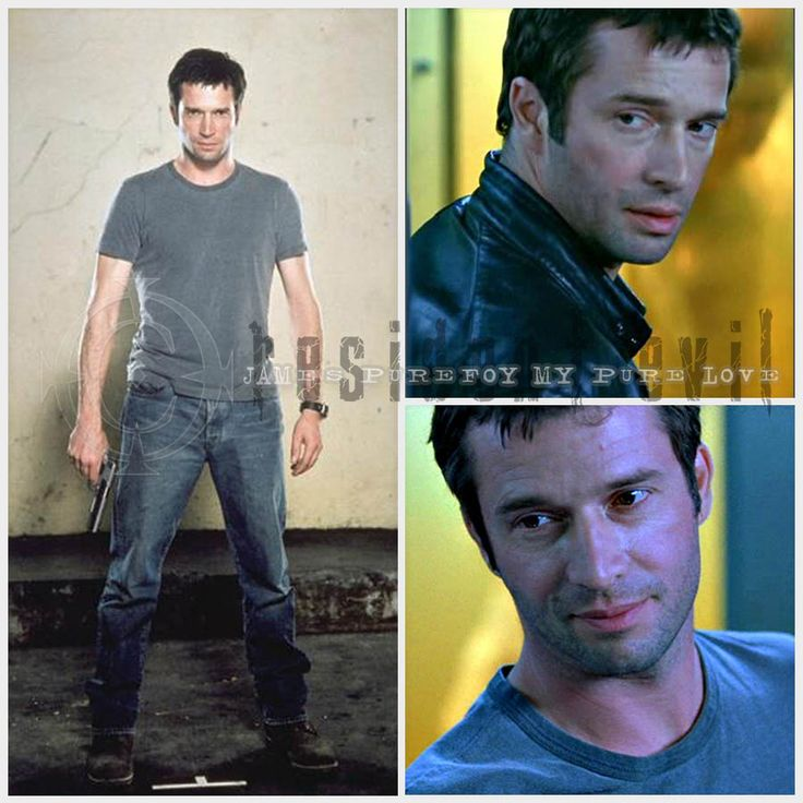 JAMES PUREFOY in 'Resident Evil' As Hot As Hell!!!