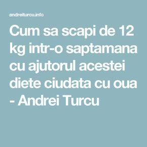 Cum sa scapi de 12 kg intr-o saptamana cu ajutorul acestei diete ciudata cu oua - Andrei Turcu