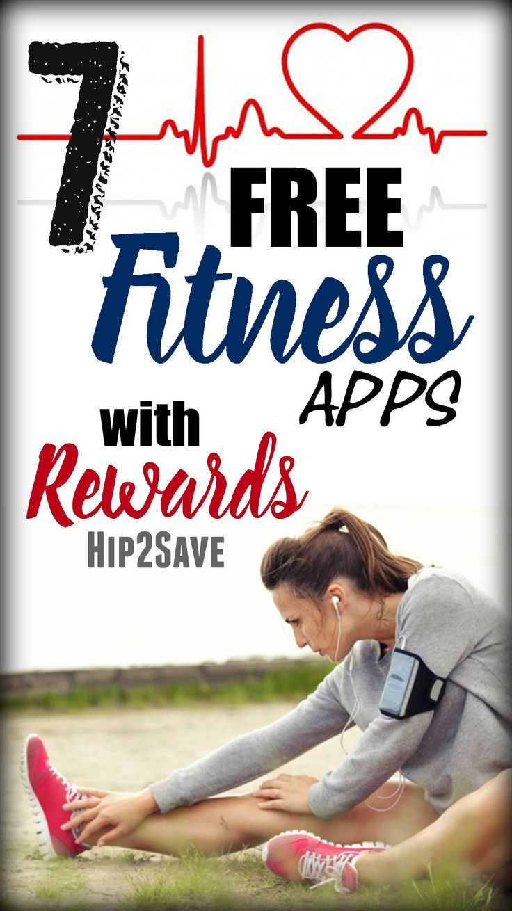 7 FREE Fitness Apps WITH Rewards. Love to workout and stay healthy? You can do all of that and get rewarded for it too! Check out these 7 apps to motivate you even more to exercise.