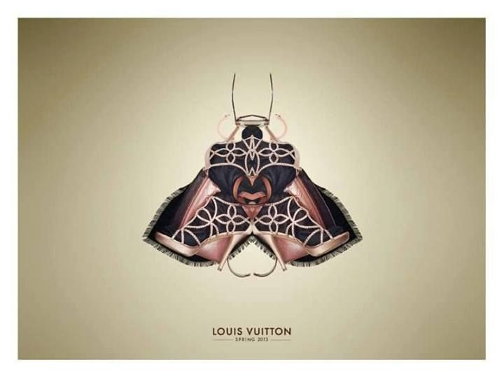 Louis vuitton spring 2013 collection advertising agency for Advertising agency paris
