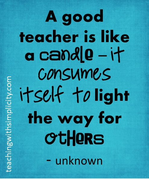 Pin by Monica Philosophergurl on QuoteMeal  Best teacher quotes Teaching quotes Teacher quotes