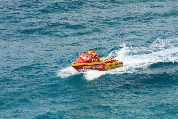 Surf Rescue Boat in Fraser Island, Brisbane maloufdental.com.au