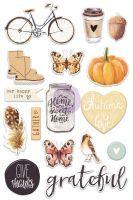 Prima Marketing Amber Moon - Puffy Stickers found at FotoBella.com