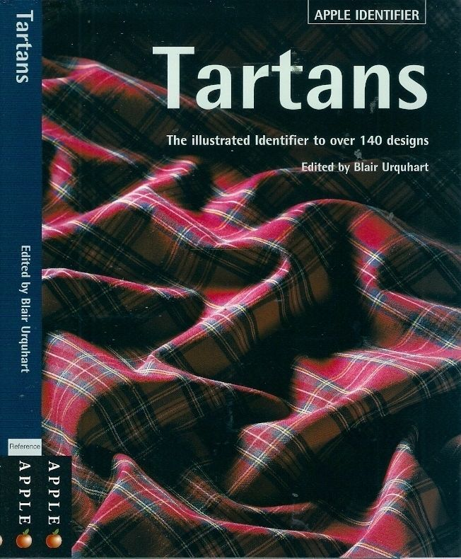 TARTANS ILLUSTRATED IDENTIFIER. Tartans have a long history linked to Scottish clans and familes, and suvive today as symbols of Scotland's rich heritage. This is a concise guide to over 140 tartans including the main clan and family setts.