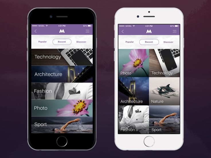 Megap - iOS 9 App Template by MK Templates on @creativemarket